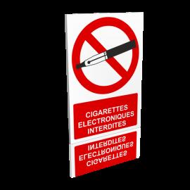 Cigarettes électroniques interdites