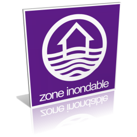 Zone innondable - Risques majeurs