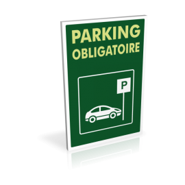 Parking obligatoire