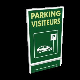 Parking visiteurs