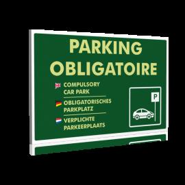 Parking obligatoire