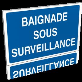 Baignade sous surveillance