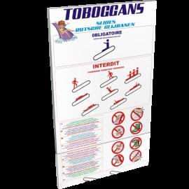Règlement toboggans