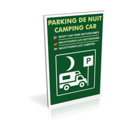 Parking de nuit - Camping-car