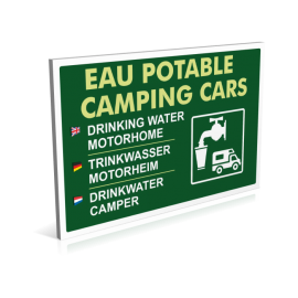Eau potable - Camping-cars