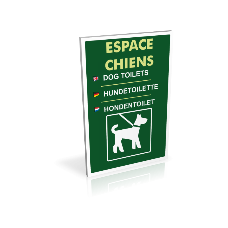 Espace chiens