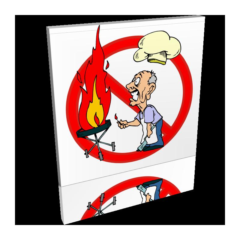 Barbecues interdits
