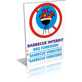 Barbecue interdit