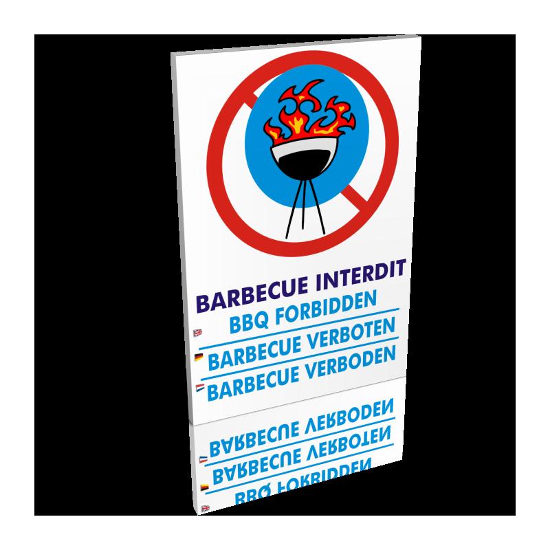 Barbecue interdit