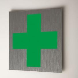Plaque pharmacie