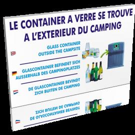Le container à verre