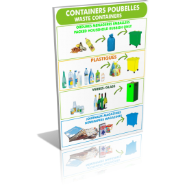Containers poubelles