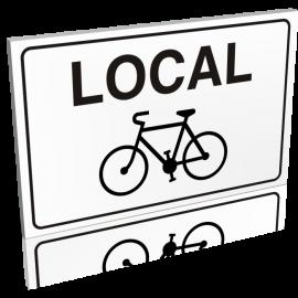 Entrée  Local vélos