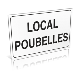 Local poubelles