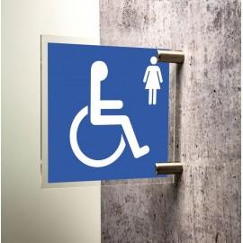 Handicapés dames