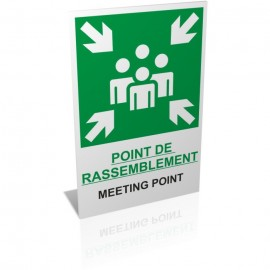 point de rassemblement - meeting point