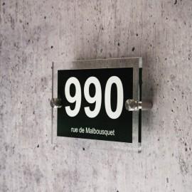 Numéro de maison en 100mm x150mm