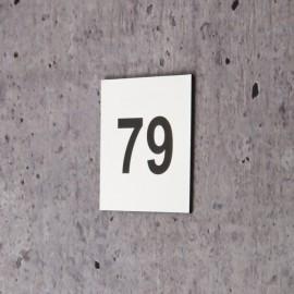Numéro de boite aux lettres