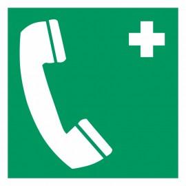 Téléphone pour le sauvetage et les premiers secours