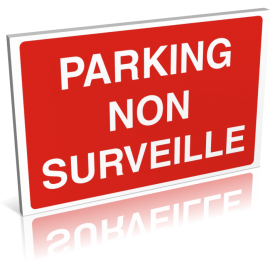 Parking non surveillé