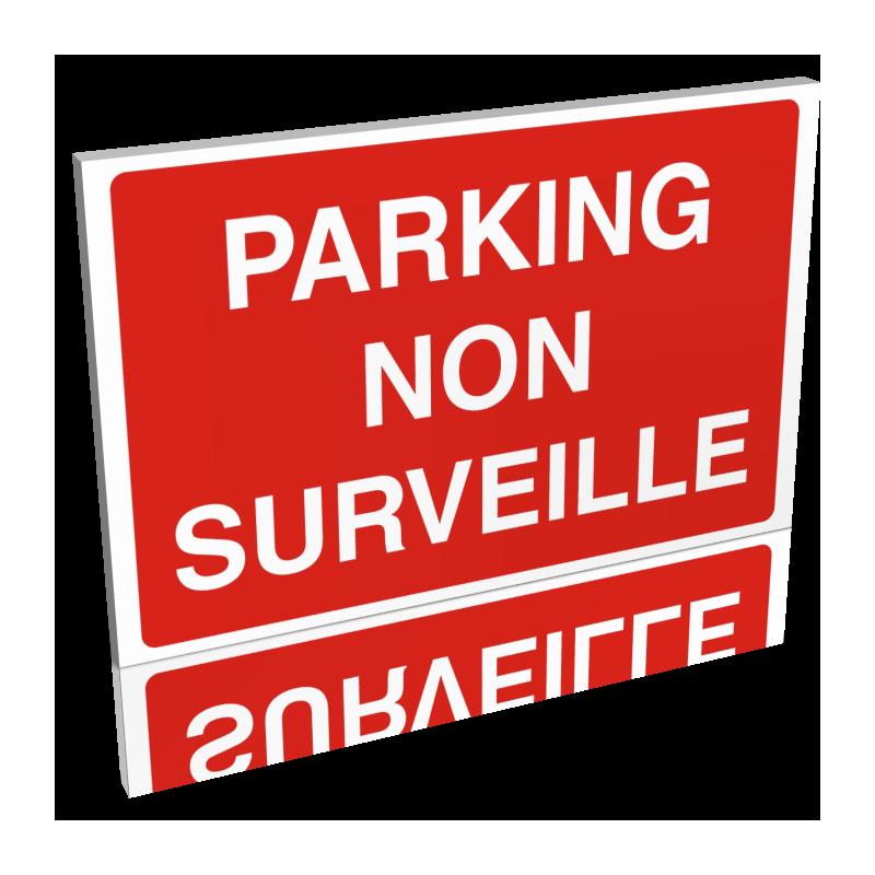 Parking non surveillé