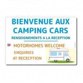 Bienvenue aux camping-cars - La-Girafe.com