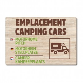 Emplacement camping-cars - La-Girafe.com