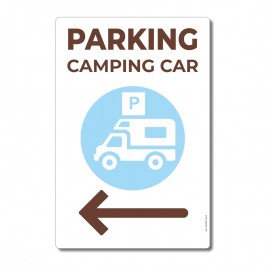 Parking camping-cars Gauche - La-Girafe.com