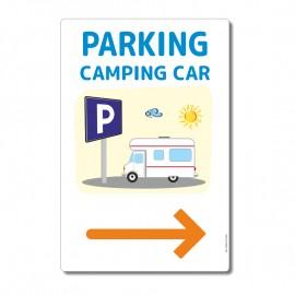 parking camping-cars droite - La-Girafe.com