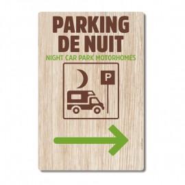 Parking de nuit...