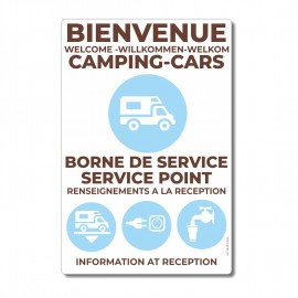 Bienvenue aux camping-cars borne de service - La-Girafe.com
