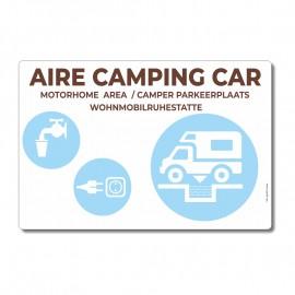 aire camping-car - La-Girafe.com
