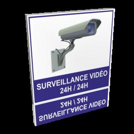 Surveillance vidéo 24H/24H modèle 2