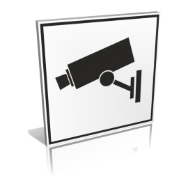 Surveillance Vidéo noir
