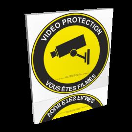 Vidéo protection - Vous êtes filmés