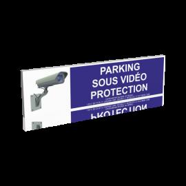 Parking sous vidéo protection