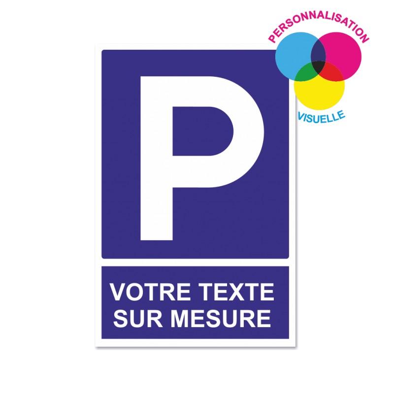Parking sur mesure