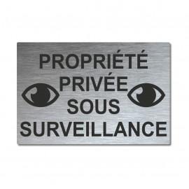 Propriété privée sous...