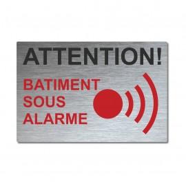 Panneau - Attention...