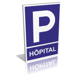 Parking hôpital