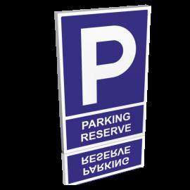 Parking réservé modèle 2