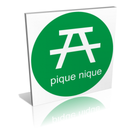 Zone pique nique